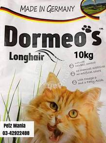 Dormeo's Long Hair Cat Food 10kg