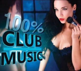 IMPORTED CD 100% Club Music - Jane Vogue, Cascada,