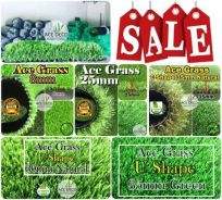BIG DEAL SALE Artificial Grass / Rumput Tiruan 01