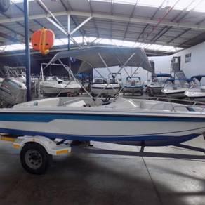 Belvidere boat