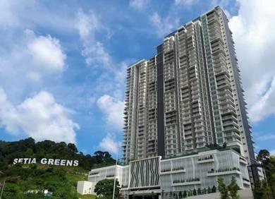 Setia Pinnacle condominium, Sungai Ara For Sale