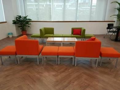 Vinyl Floor Lantai Timber Laminate PVC Floor M440