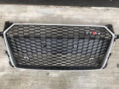 Audi TT MK3 TTRS Grill TTS Grille QUATTRO
