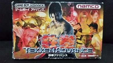 Nintendo Gameboy Advance Tekken Advance