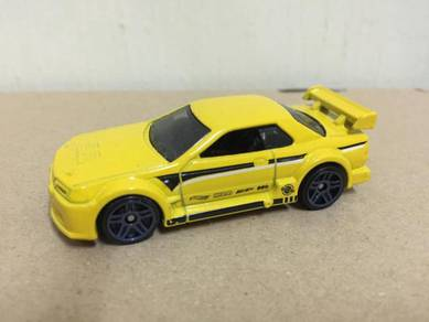 Hotwheels Nissan Skyline R32 from 5 Pack