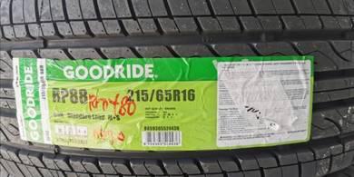 Tayar Baru Goodride RP88 215 65 16 Tyre New 2020