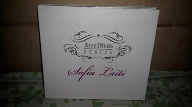 CD Sofia Laiti - Jazz Divas Series 2CD