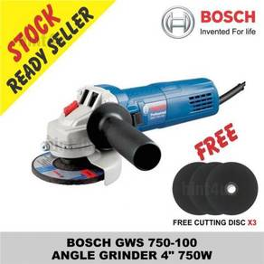 Bosch GWS750-100 750W 4