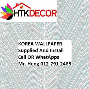 Korea Wall Paper for Your Sweet Home O#9W