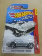 Hotwheels Fast Furious Corvette Grand Sport