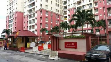 South City Apartment, Penthouse, Serdang, Seri Kembangan, 5bed 3Bath