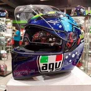 AGV K3SV Misano 2015 & MYTH - MotorSim