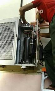 Servis aircond murah