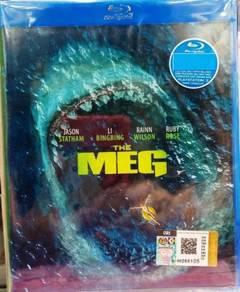 Blu-ray English Movie The MEG
