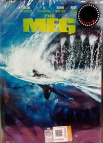 DVD English Movie The MEG