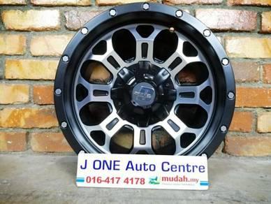 Diesel 358 wheels 4x4 16inc triton ranger hilux