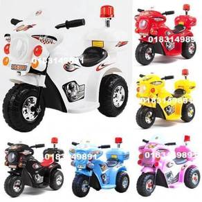 Motor Kanan Kids Rechargeable Tricycle Scooter C