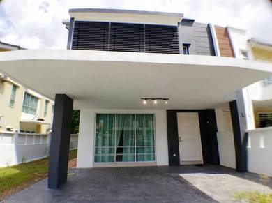 Semi D Double Storey House at Pearl 132, Seremban 2 WIDE&RENOVATED