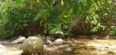 Tanah Untuk Chalet di Lenggong 8 Ekar