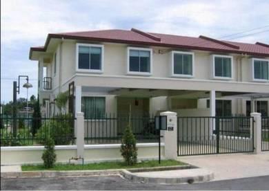 Taman Fulliwa, Menggatal Double Storey Terrance House (NEW) For Sales