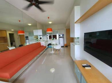 Kiara East suite dex, near ktm, fully furnished with id design