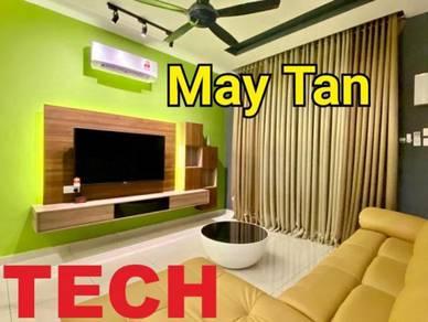 Cheapest Fully Furnished House at Taman Seri Juru near Auto City