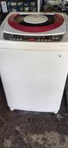 Toshiba mesin basuh automatik 9.0 kg w/machine