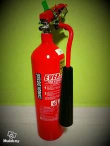 Fire Extinguisher Carbon Dioxide 5kg Pemadam API