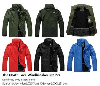 The North Face Windbreaker I