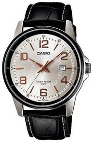 Watch - Casio Leather MTP1344A-7A - ORIGINAL