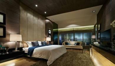 0% D/P Designer Suite Near KLCC Freehold & Fully Furnished