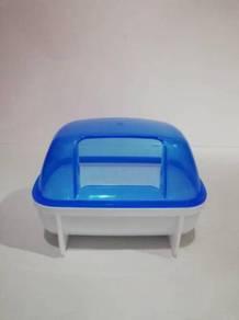 Hamster Sand Bathtub Bathroom Bilik Mandi Pasir