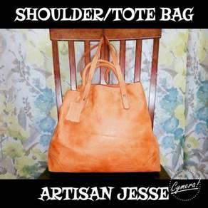 Tote /Shoulder Bag Leather Jesse Artisan