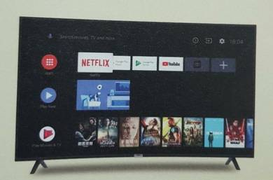 Android smart tv 49 inci