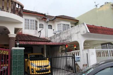 Taman Sri Gombak , 2sty house