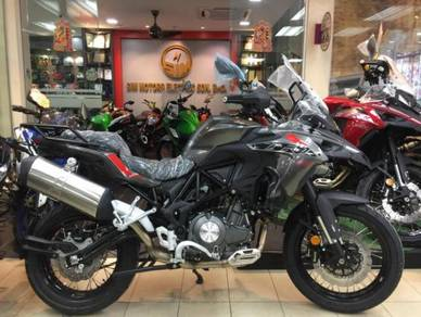 Benelli TRK502 X-With Side&Topbox- Low Downpayment