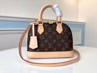 LV Lining Alma BB Bag
