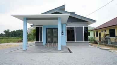 Unit Banglo Untuk Dijual Di berdekatan IPG Sultan Mizan,Besut