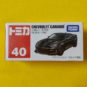 EEQ tomica Chevrolet Camaro not hotwheels