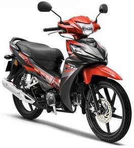 Honda Wave Alpha Special Promosi Limited Time