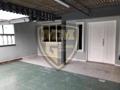 Taman Sentosa Fully Renovated Single Storey Endlot For Sale Klang
