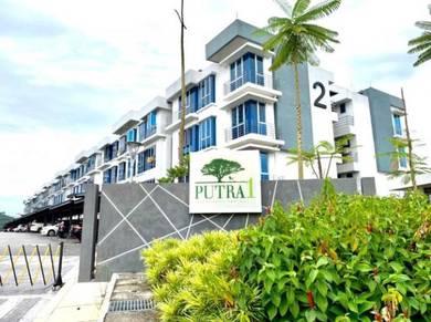 [FREEHOLD + G FLOOR] Apartment Putra 1, Bandar Seri Putra, Bangi