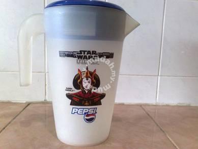 Balang air star wars pepsi jug jar pitcher
