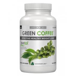 Research Driven Green Coffee Bean fat burner