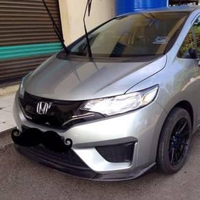 Honda Jazz Gk 2014 Takelo V Lip Diffuser Bodykit