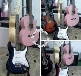 Gitar elektrik (Solid Wood) : ST38R