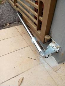 Oae 333 Stainless Steel Arm Autogate With Install