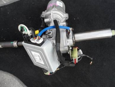 Elantra steering shaft motor