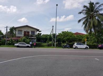 Tanah Tepi Jalan Bandar Kota Bharu