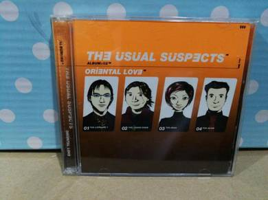 CD The Usual Suspects - Oriental Love 2CD